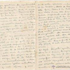 Manuscritos antiguos: TRES MANUSCRITOS DE VIAJE - ENVIO GRATIS. Lote 54510320