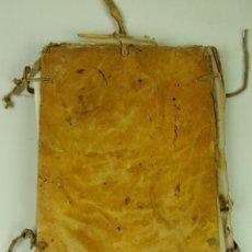 Manuscritos antiguos: DO-025. MANUSCRITOS.CORRESPONDENCIA PRIVADA Y PRÉSTAMOS. FAMILIA SEGUÍ. ESPAÑA.1800.. Lote 51543640