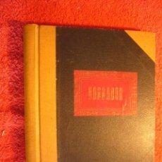 Manuscritos antiguos: MANUSCRITO: - PREPARACIÓ DE LLIÇONS. QUART GRAU. CURS 1935-1936 -. Lote 55805034