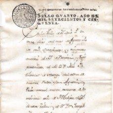 Manuscritos antiguos: 1750 MADRID. FISCAL PARA POBRES DESOLEMNIDAD 4 MARAVEDIS. DOCUMENTO MANUSCRITO. TIMBROLOGIA. Lote 57194667