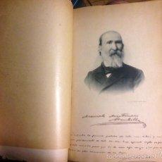 Manuscritos antiguos: MANUSCRITO. CUADERNO CON ARTÍCULOS, NOTAS Y RECORTES PRENSA SOBRE EL ALCUBILLA. AUTÓGRAFOS. DERECHO. Lote 57262285