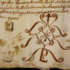 Manuscritos antiguos: DO-072. DOCUMENTACIÓN DIVERSA VINCULADA A LA PARROQUIA DE CELRÀ. GIRONA. CIRCA 1716-1760. Lote 56908922