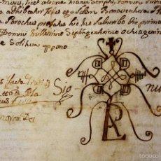 Manuscritos antiguos: DO-084. DOCUMENTOS DIVERSOS VINCULADOS A LA PARROQUIA DE CELRÀ. GIRONA. XVIII.. Lote 56908479