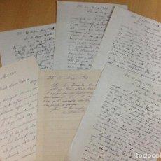 Manuscritos antiguos - CARTAS MANUSCRITAS IBI ALICANTE 1903 - 65784570