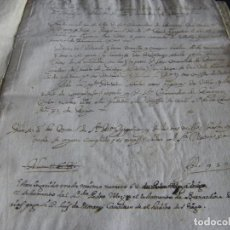 Manuscritos antiguos: MANUSCRITO TESTAMENTO ANA DE MONROY 1679 TORRELAGUNA IMPORTANTE APELLIDO HERNÁNDEZ EN CASTILLA. Lote 83074480