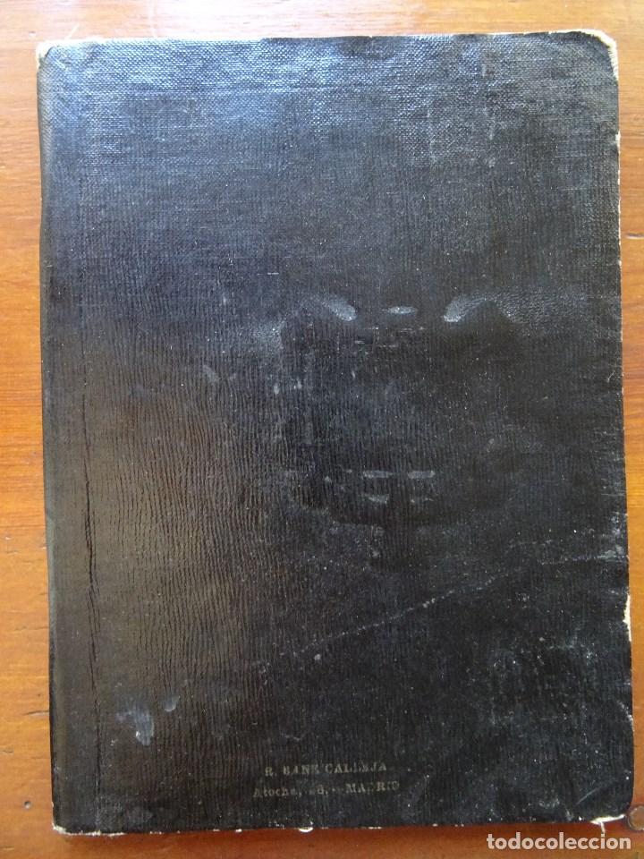 Manuscritos antiguos: Música, cuplé, libreta con letras manuscritas de 58 couplets, - Foto 5 - 83404768