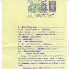 Manuscritos antiguos: AL JUTJAT-2. FOTOCOPIA. Lote 96172771
