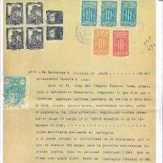 Manuscritos antiguos: ACTA. FOTOCOPIA. Lote 96174499