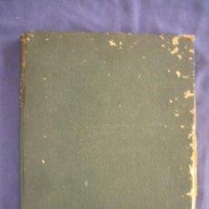 Manuscritos antiguos: JAIME ALCARRA POSTIUS: - MEMORIA ACERCA LA SOCIEDAD DEL CREDITO COMUNAL DEL REINO DE BELGICA -(1911). Lote 96692751