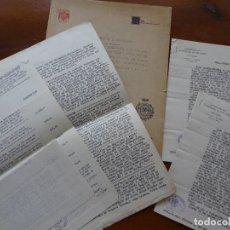 Manuscritos antiguos: MARQUÉS DE CENETE, LOTE SOBRE FUNDACIÓN CON LA ARCHICOFRADÍA SACRAMENTAL EN SAN ISIDRO, MADRID. Lote 99367363