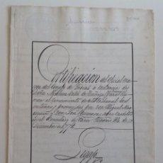 Manuscritos antiguos: 1772 * CONSEJO DE INDIAS * DEMANDA MARQUES DE MONTEFUERTE * CONDE DE LEBRIJA MANUSCRITO. Lote 105325315