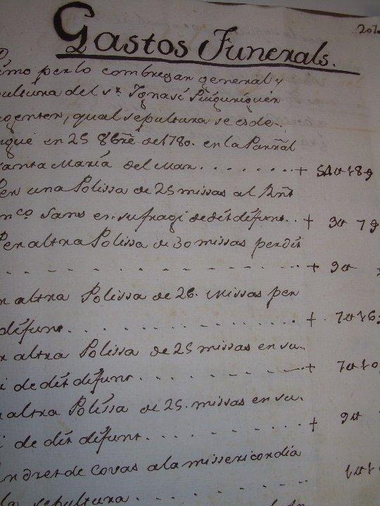 Manuscritos antiguos: IMPORTANTE MANUSCRITO DE 295 PAGINAS.BARCELONA.MISCELANEA DE PROPIEDADES.CALLE PLATERIA,CARRETAS ETC - Foto 33 - 105339195