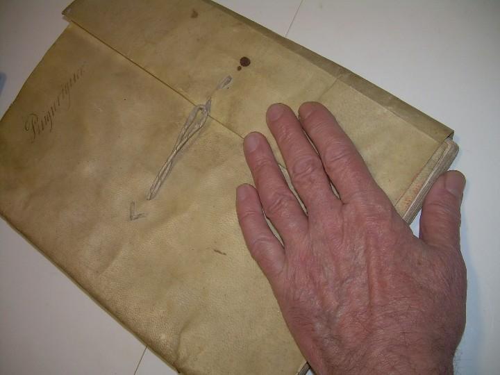 Manuscritos antiguos: IMPORTANTE MANUSCRITO DE 295 PAGINAS.BARCELONA.MISCELANEA DE PROPIEDADES.CALLE PLATERIA,CARRETAS ETC - Foto 40 - 105339195