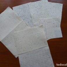 Manuscritos antiguos: TRASCRIPCIÓN DE DOCUMENTOS RELACIONADOS CON NAPOLEÓN Y LA GUERRA DE LA INDEPENDENCIA. Lote 106295183
