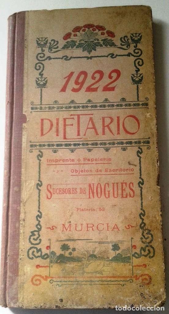 Manuscritos antiguos: DIETARIOS AÑOS 20 MANUSCRITOS LOTE DE 6 - Foto 2 - 111358139