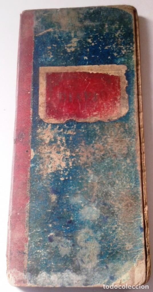 Manuscritos antiguos: DIETARIOS AÑOS 20 MANUSCRITOS LOTE DE 6 - Foto 6 - 111358139