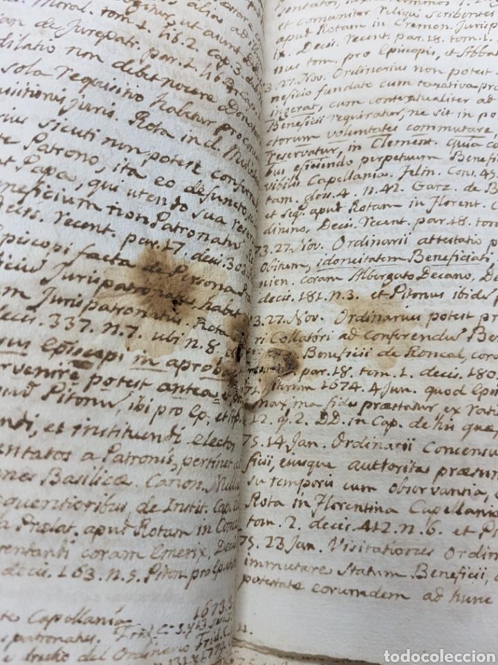 Manuscritos antiguos: s.XVIII - 1760, MONOVAR, ALICANTE, INTERESANTE DOCUMENTO, CAPELLANIA FUNDADA POR JOSEPH RICO - Foto 4 - 113444054