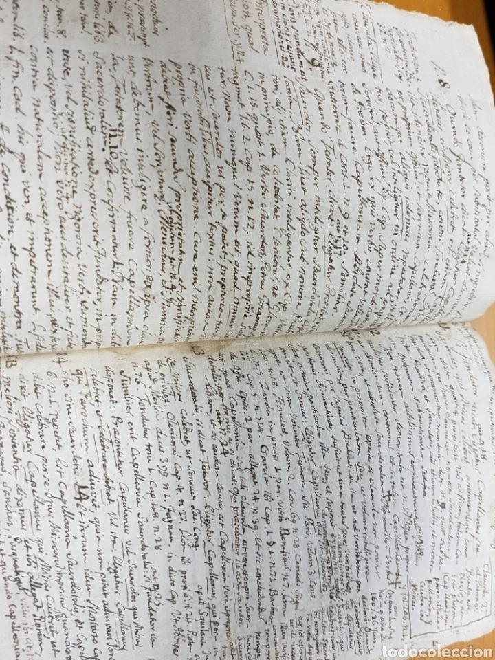 Manuscritos antiguos: s.XVIII - 1760, MONOVAR, ALICANTE, INTERESANTE DOCUMENTO, CAPELLANIA FUNDADA POR JOSEPH RICO - Foto 6 - 113444054