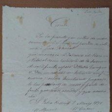 Manuscritos antiguos: MANUSCRITO SANT FELIU DE CODINES RECONOCIMIENTO DE HERENCIA 1878 . Lote 114790955