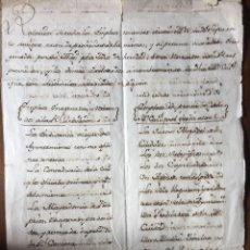 Manuscritos antiguos - Valencia. Relación de los antiguos empleos de la Ciudad de Valencia. - S.XVII - 114803387