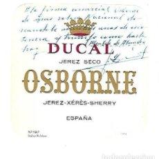Manuscritos antiguos: SIGNED. FIRMA. JOSE QUINTANA SANCHEZ-PASTOR. ALCALDE DE ALMADEN. Lote 115687567