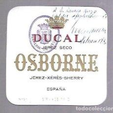 Manuscritos antiguos: SIGNED. FIRMA. JOSE CASANOVA Y TEJERA. ALCALDE DE VITORIA.. Lote 115773419