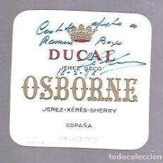 Manuscritos antiguos: SIGNED. FIRMA. JOSE MUÑOZ AVILA. ALCALDE DE BURGOS. Lote 115774851