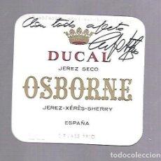 Manuscritos antiguos: SIGNED. FIRMA. MANUEL FERNANDEZ PEÑA. ALCALDE DE UBEDA. Lote 115773971