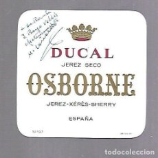 Manuscritos antiguos: SIGNED. FIRMA. MARIANO CAÑARDO LACASTA. CICLISTA. Lote 116074303