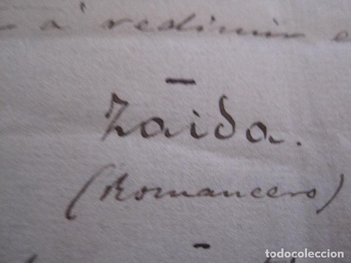 Manuscritos antiguos: ANTONIO ZOZAYA -MANUSCRITO ORIGINAL FIRMADO-LAS MUJERES DEL ARTE- LA FORNARINA.-VER FOTOS-(V-14.059) - Foto 9 - 116473547
