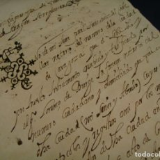 Manuscritos antiguos: 1645. VENDICIÓN DE UN CENSAL DE 1583 E INCLUSIÓN DEL CENSO DE BÁRBOLES. XIMENEZ DE EMBUN. Lote 120673991