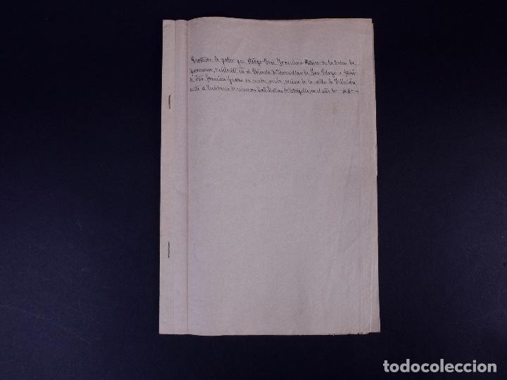 Manuscritos antiguos: ESCRITURA DE PODER, ARENILLAS DE SAN PELAYO 1614 - Foto 2 - 121605595
