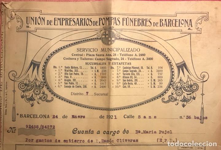 pompas funebres barcelona