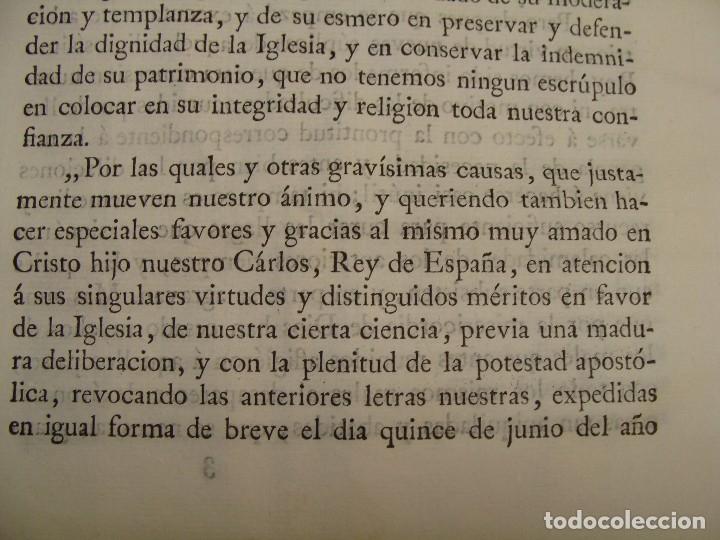 Manuscritos antiguos: MUY RARO. DESAMORTIZACIÓN 1808. VILLA DE AMBEL. LEANDRO FERNANDEZ MORATIN. ALBETA. ZARAGOZA - Foto 8 - 125419211