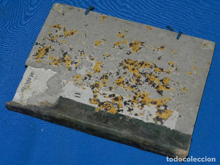Manuscritos antiguos: (BF) ALCOVER ( TARRAGONA ) - LIBRO REGISTRO DE INGRESOS Y GASTOS DE LA ESCUELA PUBLICA 186?? - Foto 5 - 126976355