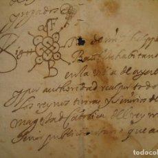 Manuscritos antiguos: AYERBE (HUESCA). 1744. DOTE POR CASAR HIJAS.. Lote 126981287
