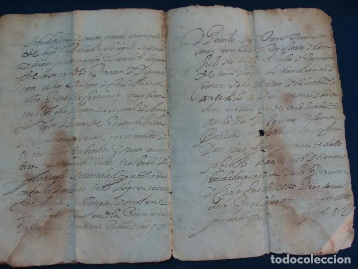 Manuscritos antiguos: AYERBE (HUESCA). 1744. DOTE POR CASAR HIJAS. - Foto 9 - 126981287