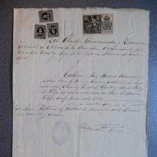 Manuscritos antiguos: BONITO MANUSCRITO MILITAR TORPEDERO AZOR. 1899.. Lote 127679011