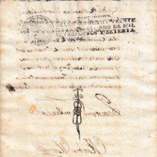 Manuscritos antiguos: 1779. SELLO FISCAL 4º 20 MRS DOCUMENTO TIMBRADO PAPEL SELLADO. CARLOS III. Lote 129377903