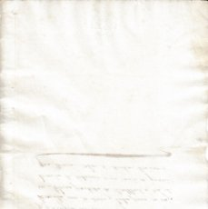 Manuscritos antiguos: 1850. SELLO EN SECO FISCAL DE OFICIO 4 MARAVEDIS DOCUMENTO TIMBRADO PAPEL SELLADO. ISABEL II.. Lote 130791219