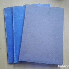 Manuscritos antiguos: FRAGMENTO DE LOS NUEVOS BRONCES DE OSUNA,RODRÍGUEZ DE BERLANGA.GALERADA CORREGIDA POR EL AUTOR 1876. Lote 131915546