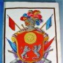 Manuscritos antiguos: DESPACHO DE HIDALGUÍA EN FAVOR DE JOAQUÍN RAFAEL DE CASAVIELLA CAVALLERO. AÑO 1783. VALLADOLID. Lote 133100170