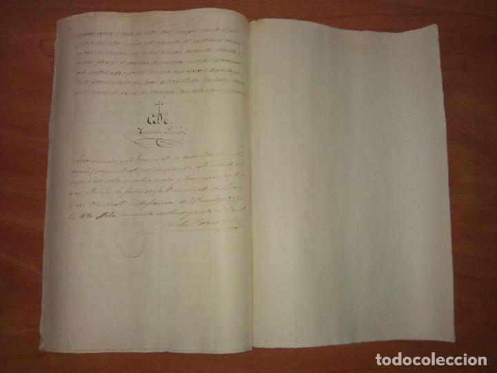 Manuscritos antiguos: 1880 CARTA PAGO LEGITIMA - VILLAFRANCA DEL PENEDES - Foto 2 - 138957374