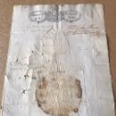 Manuscritos antiguos: FIRMA O AUTOGRAFO MANUAL FERNANDO VII 1826. Lote 140399037