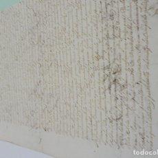 Manuscritos antiguos: FIRMA MANUSCRITA REY CARLOS II CEDULA DE SU MAJESTAD 100% ORIGINAL 1692 FIRMA YO EL REY PERFECTO. Lote 143813324