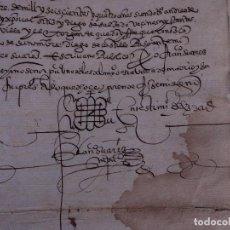 Manuscritos antiguos: MARQUÉS DE SAN JUAN DE PIEDRAS ALBAS Y ORELLANA, MAYORAZGO DE LOS COALLA. MADRID 1758. Lote 145977498
