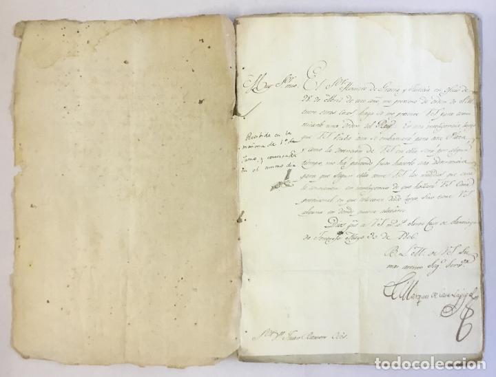 Manuscritos antiguos: [MISCELÁNEA DOCUMENTAL SOBRE LA CARRERA DE UN FISCAL DE LA AUDIENCIA ESPAÑOLA EN CANARIAS Y MÉXICO]. - Foto 3 - 146394866