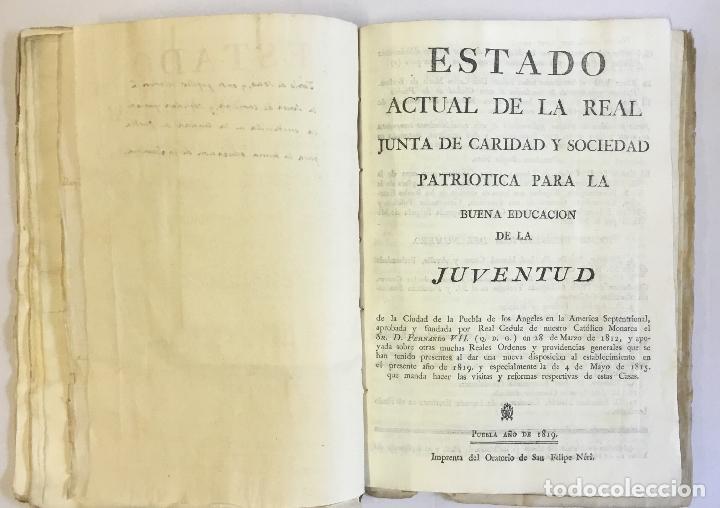 Manuscritos antiguos: [MISCELÁNEA DOCUMENTAL SOBRE LA CARRERA DE UN FISCAL DE LA AUDIENCIA ESPAÑOLA EN CANARIAS Y MÉXICO]. - Foto 15 - 146394866