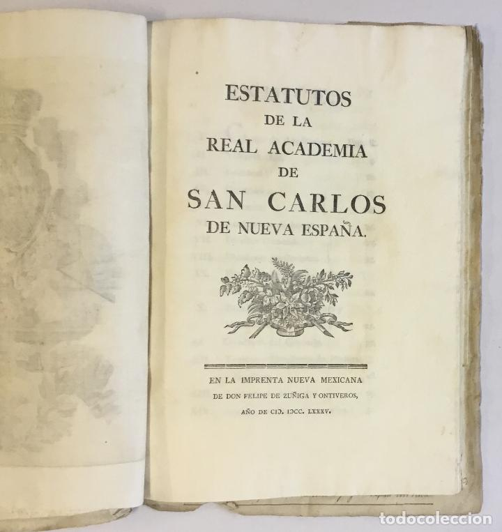 Manuscritos antiguos: [MISCELÁNEA DOCUMENTAL SOBRE LA CARRERA DE UN FISCAL DE LA AUDIENCIA ESPAÑOLA EN CANARIAS Y MÉXICO]. - Foto 17 - 146394866