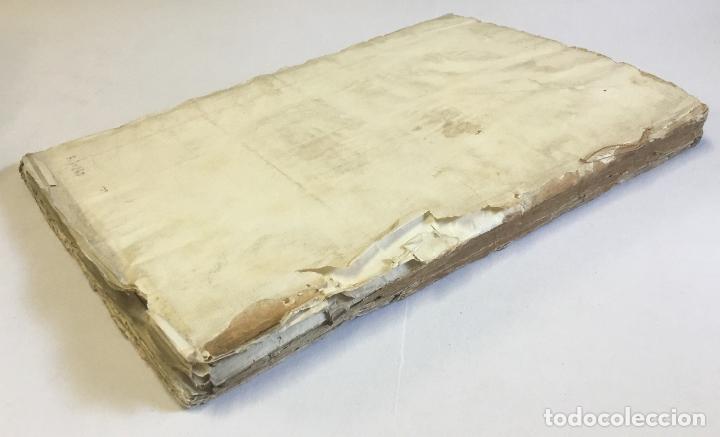 Manuscritos antiguos: [MISCELÁNEA DOCUMENTAL SOBRE LA CARRERA DE UN FISCAL DE LA AUDIENCIA ESPAÑOLA EN CANARIAS Y MÉXICO]. - Foto 22 - 146394866